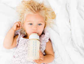 Baby Bottle Decay - Pediatric Dentist Serving Houston, Memorial and The Heights, TX